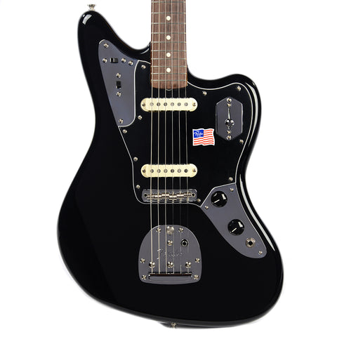 Fender Artist Series Johnny Marr Jaguar Black