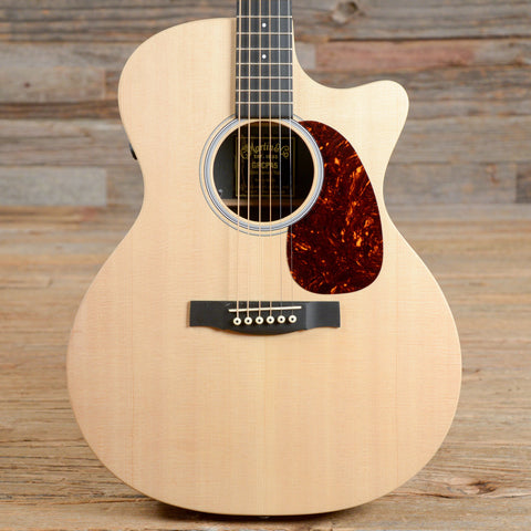 Martin GPCPA5 Grand Performance Cutaway Solid Sitka/Mahogany HPL Acoustic-Electric USED