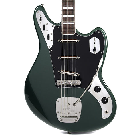 BilT Relevator LS Highland Green Metaillic w/3 Lipsticks, Block Inlays, & Mastery Vibrato (Serial #16325)