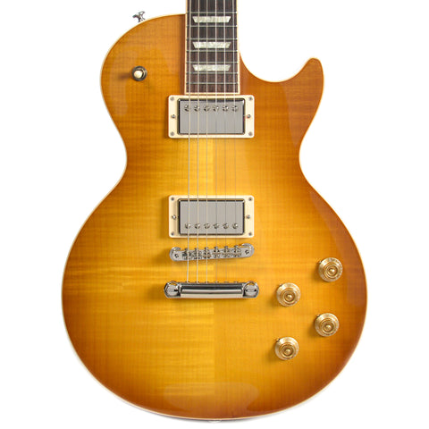Gibson USA Les Paul Traditional T 2017 Honey Burst (Serial #170099554) Floor Model