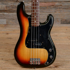 Fender Precision Bass Sunburst 1979 (s038)