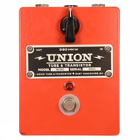 Union Tube & Transistor More Guitar Preamp