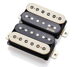 EMG Fat 55 Set Black w/Tune-O-Matic Spacing