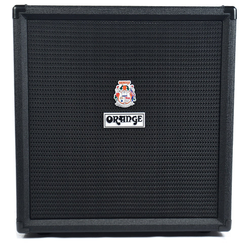 Orange Crush Bass 100 Black 1x15 100w Combo