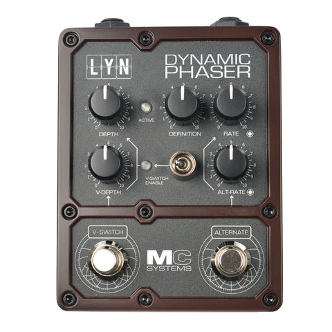 MC Systems LYN Dynamic Phaser