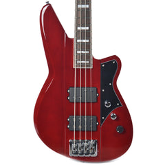 Reverend Thundergun Bass Wine Red
