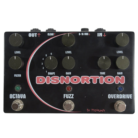 Pigtronix Disnortion B-Stock