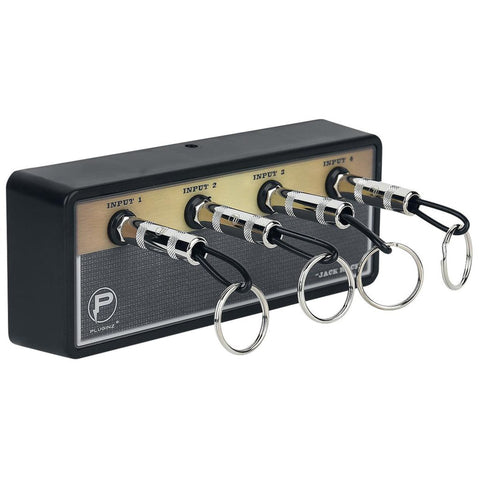 Pluginz Legato Jack Rack w/Four Keychains and Mounting Hardware Kit
