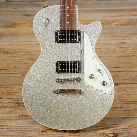 Duesenberg Starplayer Special Silver Sparkle USED