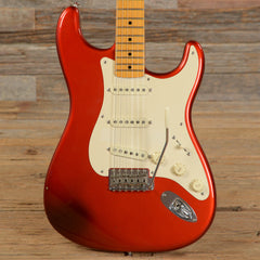 Fender Artist Series Eric Johnson Stratocaster Candy Apple Red 2006 (s267)