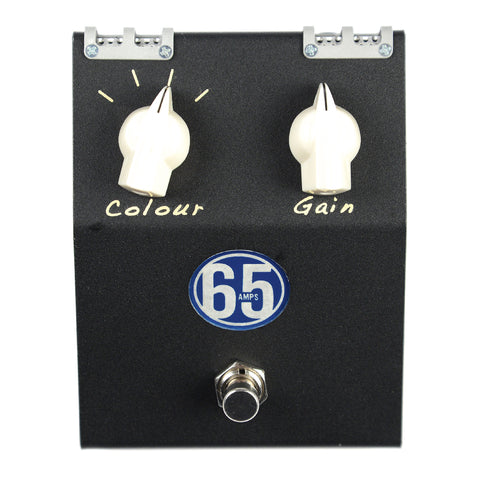 65 Amps Colour Boost Germanium Handwired Pedal