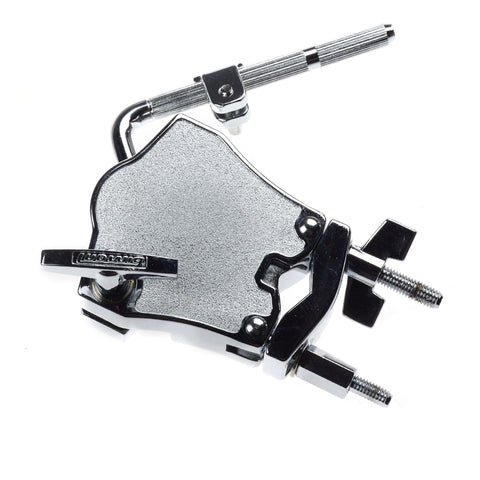 Ludwig Rocker Single Clamp-on Holder w/9.5mm L-Arm/Ball