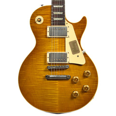 Gibson Custom Shop Les Paul Standard Figured Top Brown Lemon Vintage Gloss (Serial #971091)