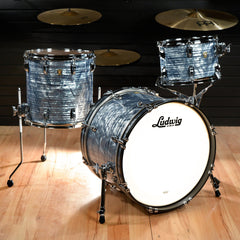 Ludwig 12/14/20 Classic Maple Kit Sky Blue Pearl
