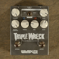 Wampler Triple Wreck USED