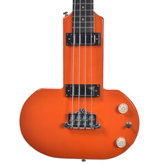 Eastwood Custom Shop Devo Be Stiff Bass Orange Floor Model