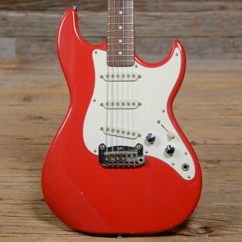 G&L SC-3 Red 1988 (s122)