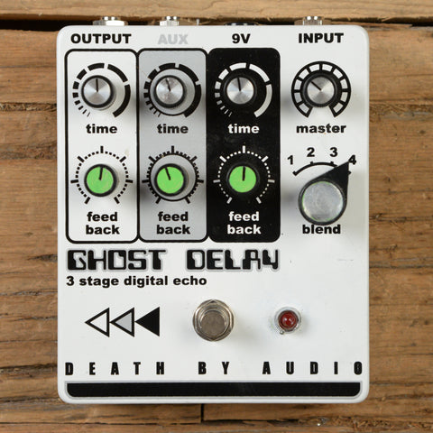 Death By Audio Ghost Delay USED