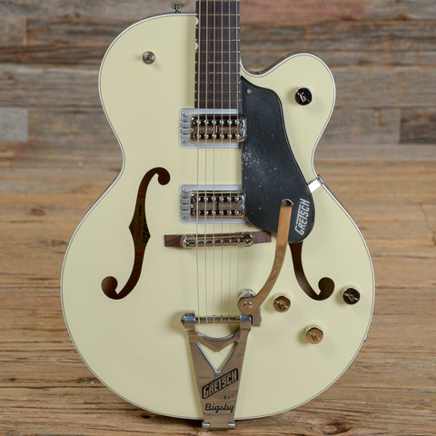 Gretsch G6118T Players Edition Anniversary Lotus Ivory 2016 (s056)