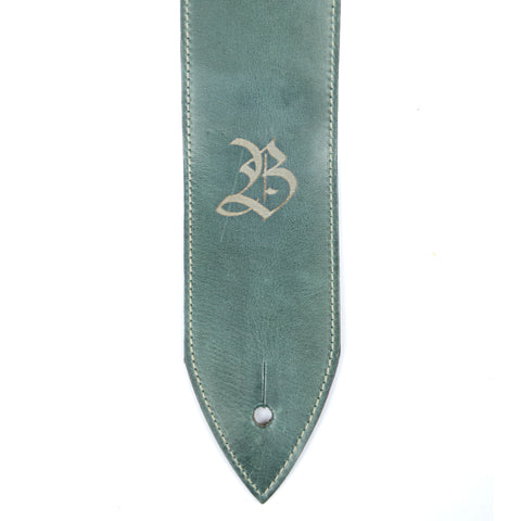 Braun Custom Straps Heavy Relic Green