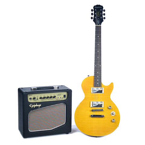 Epiphone Slash AFD Les Paul Performance Pack  Appetite Amber
