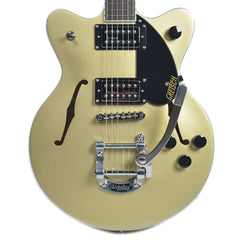Gretsch G2655T Streamliner Center Block Jr. Golddust w/Bigsby & Broad'Tron Pickups
