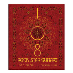 "Hal Leonard ""108 Rock Star Guitars"" by Johnson"