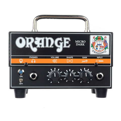 Orange Micro Dark Terror 20w Head w/Tube Preamp