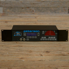 Peterson Auto Strobe 490 Tuner USED