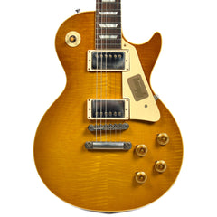 Gibson Custom Shop Les Paul Standard Figured Top Brown Lemon Vintage Gloss (Serial #971089)