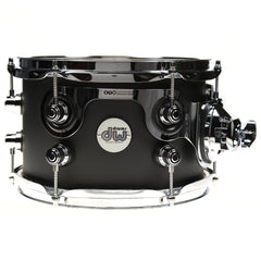 DW 7x10 Design Satin Black Tom Chrome Hardware