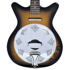 Danelectro 59 Resonator Tobacco Sunburst