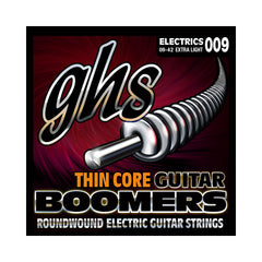 GHS TC-GBXL Thin Core Boomers 9-42 Extra Light