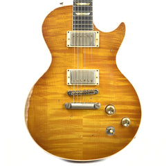 Scala Underdog Premium Flame Maple Top and One Piece Mahogany Body (Serial #14123)