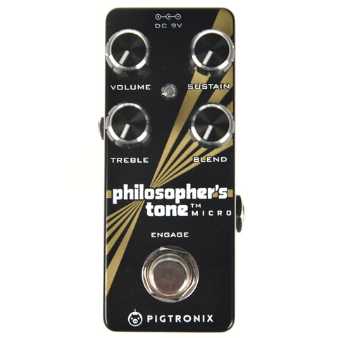 Pigtronix Philosopher Tone Micro