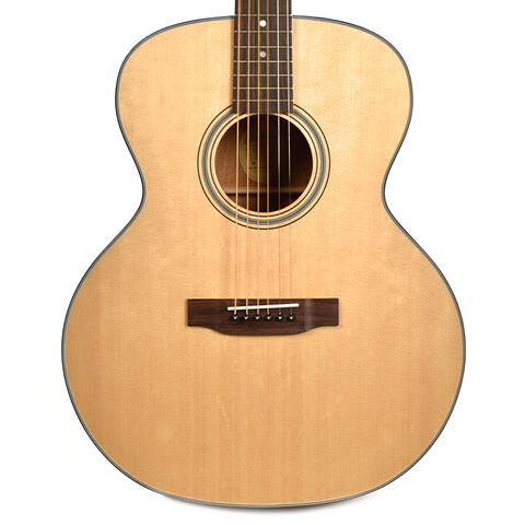 Blueridge BR-45 Contemporary All-Solid Memdium Jumbo Sitka Spruce/Mahogany Natural