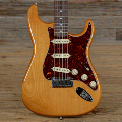 Fender American Deluxe Stratocaster RW Amber 2012 (s486)
