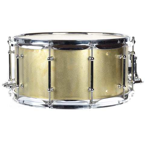 Keplinger 7x14 Custom Brass Snare Drum