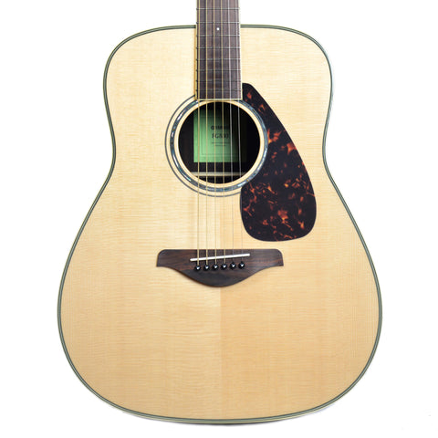 Yamaha FG830 Folk Acoustic Natural