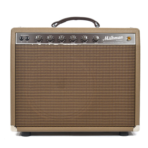 Milkman Pint 10W 1x12 Combo Chocolate w/Jupiter Ceramic Speaker
