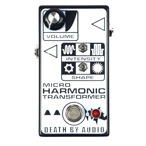 Death By Audio Micro Harmonic Transformer