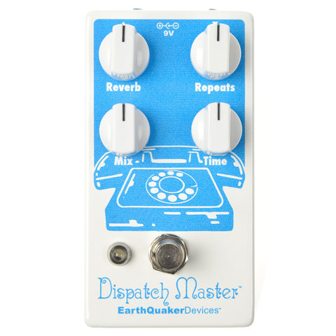 Earthquaker Devices Dispatch Master Digital Delay & Reverb v2