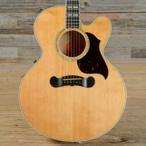 Gibson J-185EC Natural 2001 (s052)