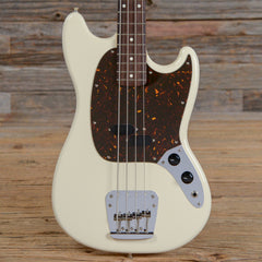 Fender Japan Mustang Bass Olympic White 2007 (s179)