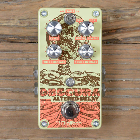 Digitech Obscura Altered Delay Pedal USED
