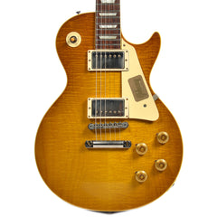 Gibson Custom Shop Les Paul Standard Figured Top Brown Lemon Vintage Gloss (Serial #971093)