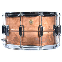 Ludwig 8x14 Copper Phonic Snare Drum w/Imperial Lugs