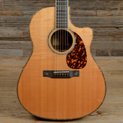 Larrivee LV-10 Natural Acoustic-Electric (s664)