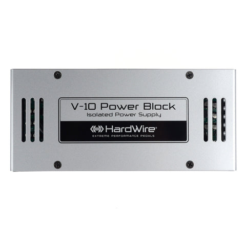 Digitech V10 HardWire Power Block Power Supply