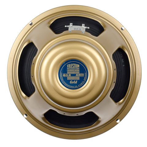 Celestion Alnico Series Gold 12 Inch 50-Watt 8 Ohm Speaker